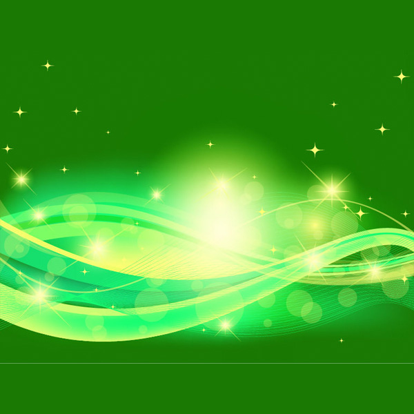 web wave abstract background wave vector unique ui elements stylish stars starry sparkle quality original new lights interface illustrator high quality hi-res HD green graphic fresh free download free EPS elements download detailed design creative bokeh background abstract