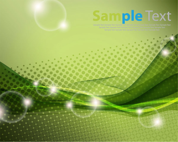 web waves wave vector unique ui elements stylish sparkle quality original new interface illustrator high quality hi-res HD halftone green graphic glowing fresh free download free EPS elements download detailed design creative bubble background abstract wave background abstract