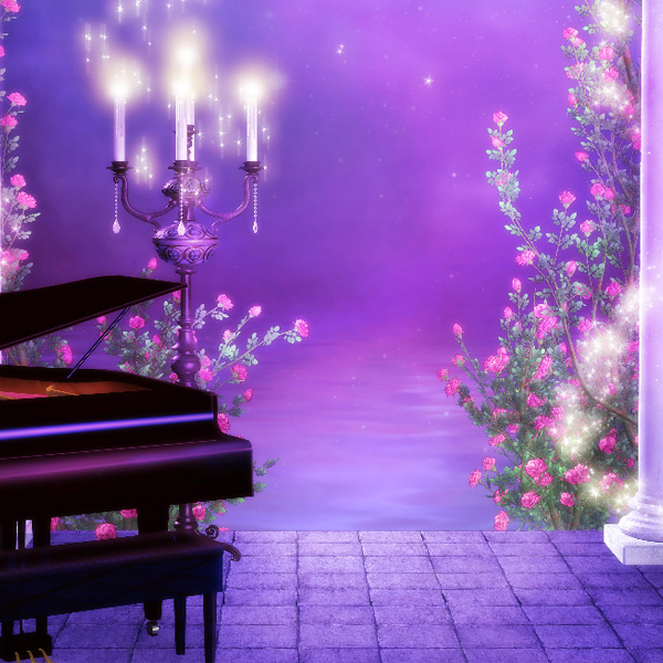 web unique ui elements ui terrace stylish quality purple psd original new moonlight garden moonlight moon modern interface hi-res HD grand piano fresh free download free flower garden fantasy elements download detailed design creative clean background