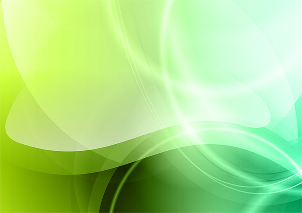 Green Energy Wave Abstract Background Welovesolo