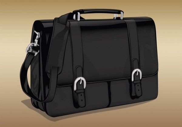 web vector university unique stylish school quality portfolio original office luggage leather briefcase leather bag leather illustrator high quality graphic fresh free download free download design creative briefcase black