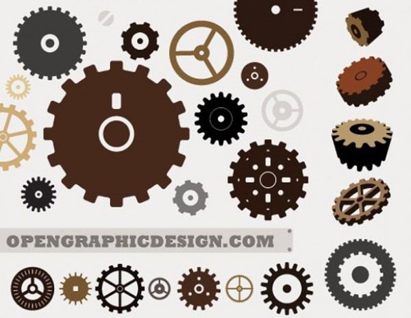 wheel web watches vector unique ui elements tools technology stylish quality original new machinery interface industrial illustrator high quality hi-res HD graphic gears gear fresh free download free elements download detailed design creative