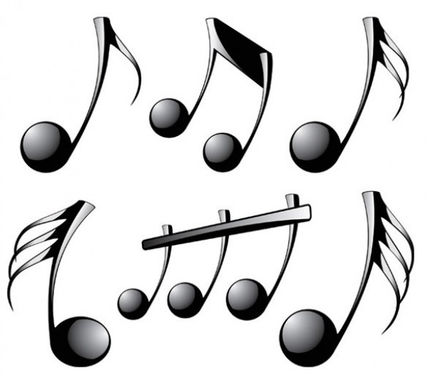 web vector unique ui elements stylish sheet music quality original notes notations new musical notes musical music interface illustrator high quality hi-res HD graphic fresh free download free EPS elements download detailed design creative black