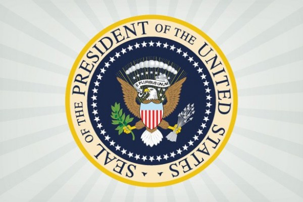 web vector USA seal of the President USA us unique ui elements SVG stylish stars seal of the president quality patriotic original new nationalistic interface illustrator high quality hi-res HD graphic fresh free download free flag EPS emblem elements eagle download detailed design creative