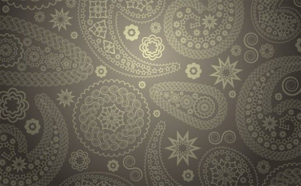 web vector unique taupe stylish quality pattern paisley ornamental original illustrator high quality grey gray graphic fresh free download free elegant download design creative background