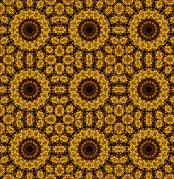 8 Dark Brown Mosaic Seamless Patterns Set JPG - WeLoveSoLo