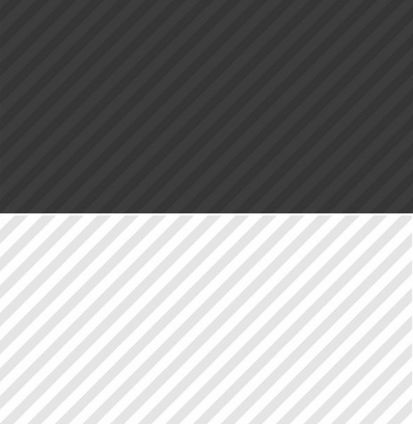 2 Grey Diagonal Stripes Repeatable Patterns