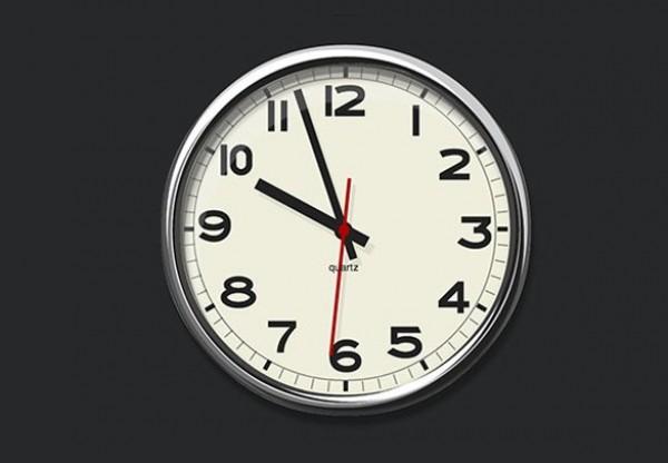 web wall clock unique ui elements ui stylish quality original new modern interface hi-res HD fresh free download free elements download detailed design css3 css wall clock css creative coded clock clean analog clock