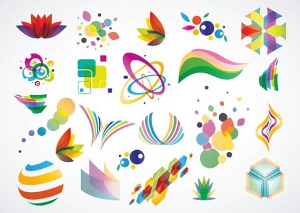 Creative Logo Design Vector Elements