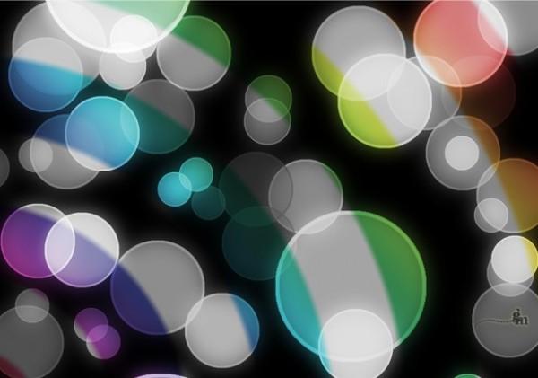 web unique te amo stylish quality original new modern light fresh free download free download design creative colors colorful circles bubbles bokeh black background