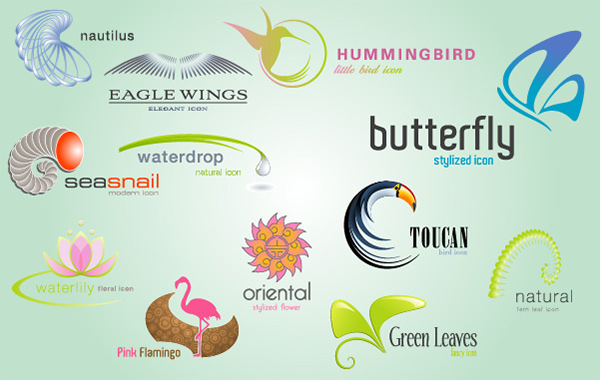 spa oriental nature logotypes logos health free logos free download free ecology butterfly birds