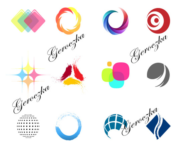 water vector transparent simple paint logotypes logos international globe free download free electric communications color circles art