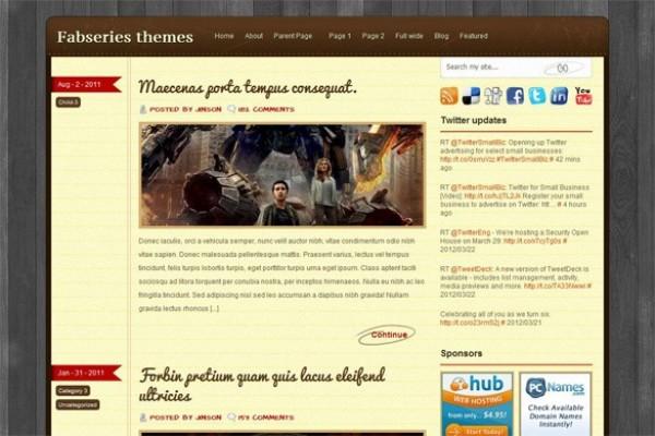 Lycus Notepad Wordpress WP Theme Website - WeLoveSoLo