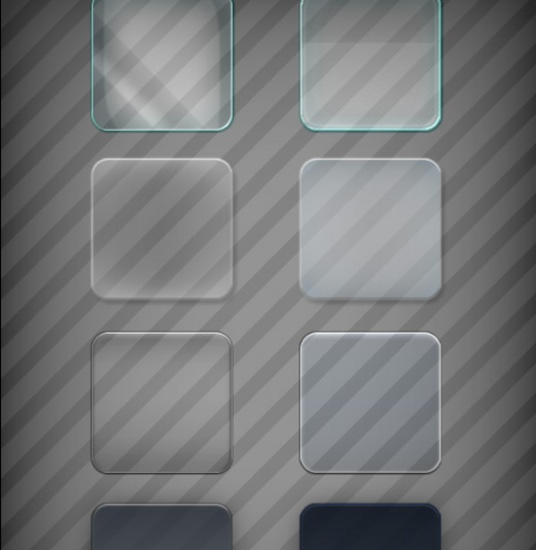Glass Effects Design Psd Welovesolo
