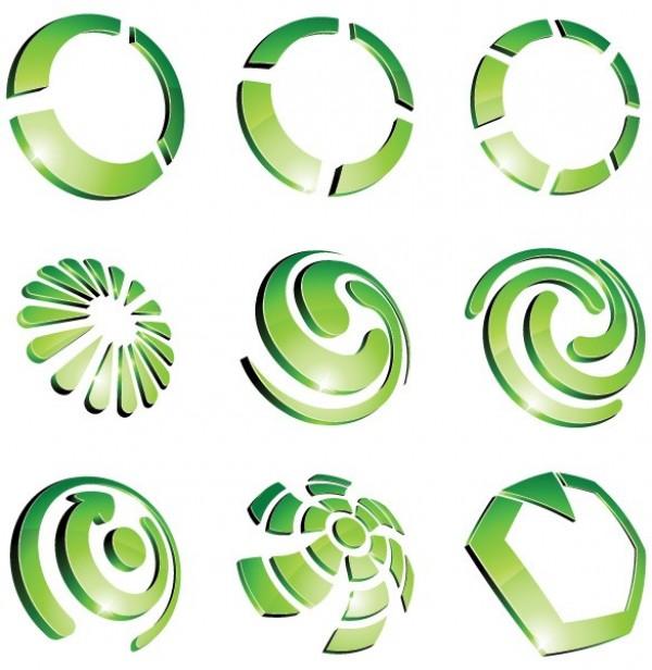 Free gaming logo psd