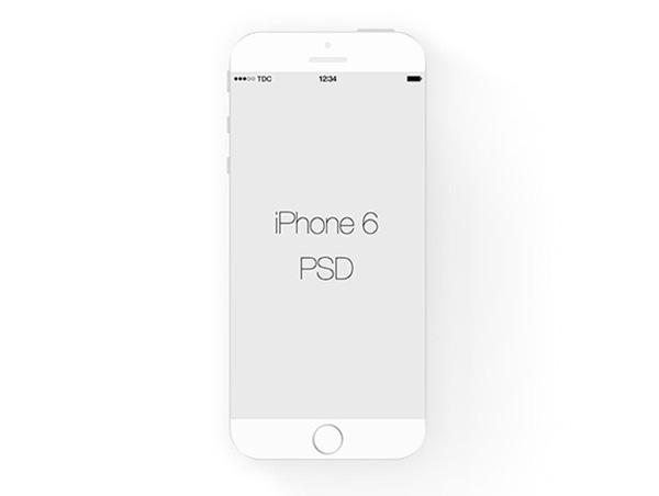 white vector ui elements ui mockup iphone6 iphone 6 mockup free download free flat iphone mockup flat . iphone 6