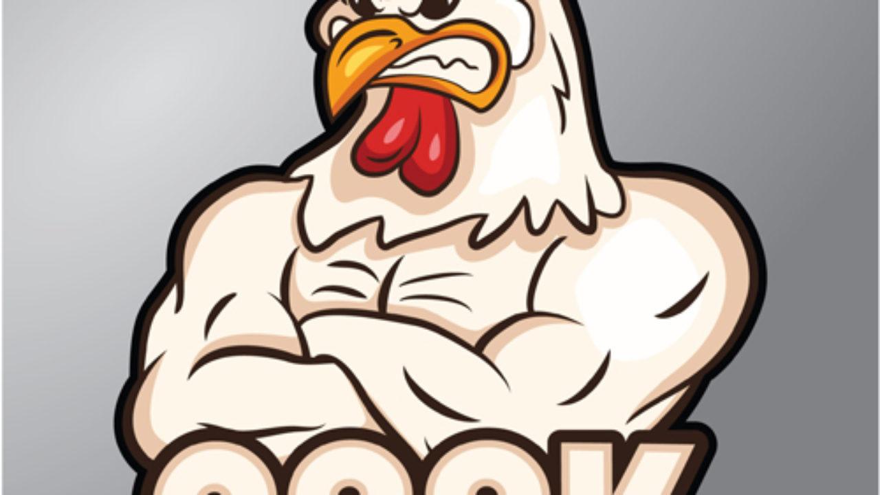 Funny Cock Pics funny cock logo design vector - welovesolo