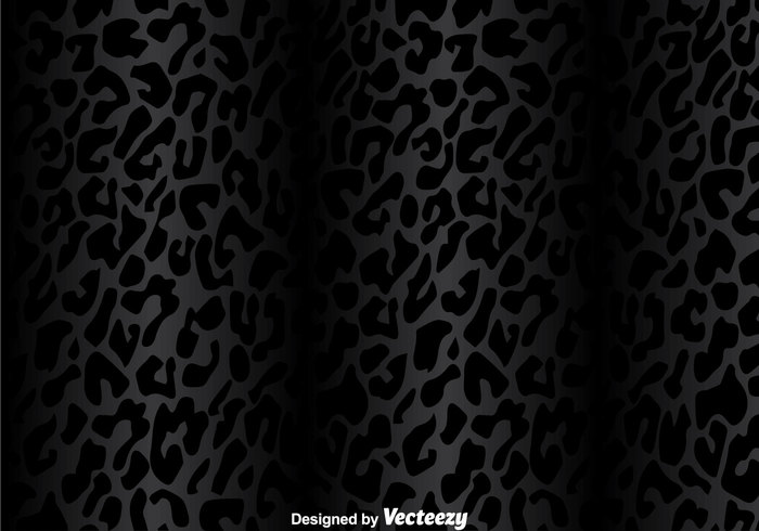 wallpaper texture skin seamless repeat pattern leopard print background leopard pattern leopard Gradation fabric black background animal