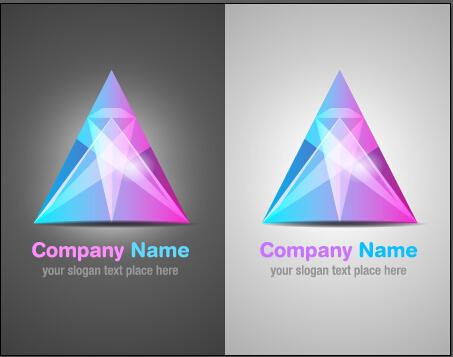 logos logo company colorful abstract