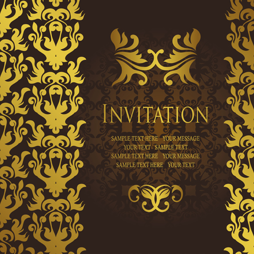Invitation card template ppt purplemoon invitation card format ppt invitation card template ppt wedding invitation card ppt templates stopboris Image collections
