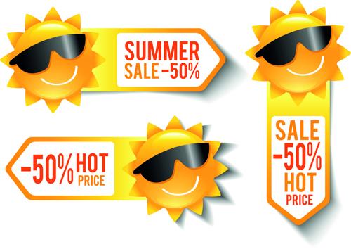 summer stickers sale discount