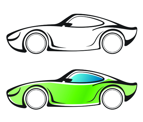 Graphics For Free Vector Car Graphics Wwwgraphicsbuzzcom - Graphics for cars