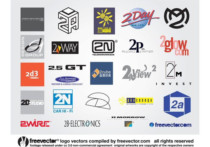 two Number two Logo download Brand logos 2p 2n 2morrow 2m 2day 2d3 2b electronics 2a 2 wire 2 way 2 glow 2 cube 2