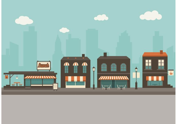 web vintage urban town template symbol streetlight street store storage shop retro restaurant outdoors outdoor cafe office isolated icon house home graphic food delivery delicious culture coffee cityscape business building banner art architecture application apartment