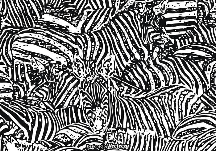 zebra print background zebra wallpaper vector tiling texture skin zebra decor seamless Repetition print pattern optical material illustration illusion graphic esher escher elegance drawing design decoration fur backdrop background animal abstract