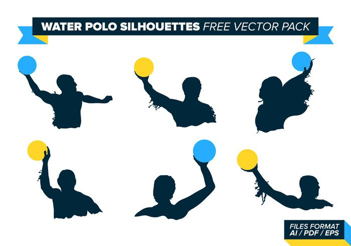 Water Free Silhouettes Vector Polo Pack Welovesolo bfg6Yy7v