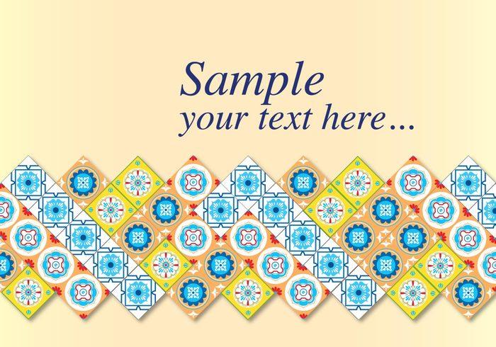 Talavera tile vector invitation welovesolo stopboris Image collections