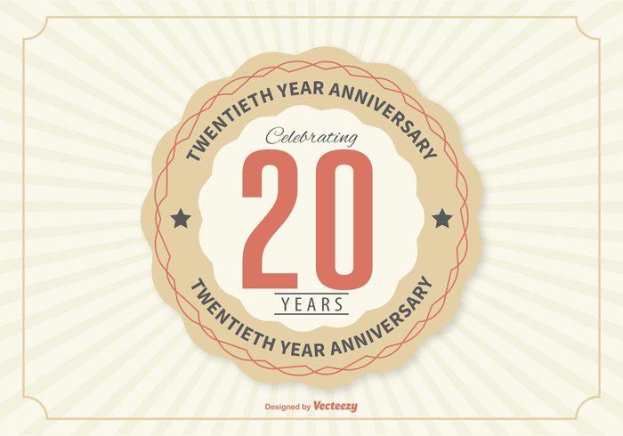 Twentieth Year Anniversary Illustration 267471 Welovesolo