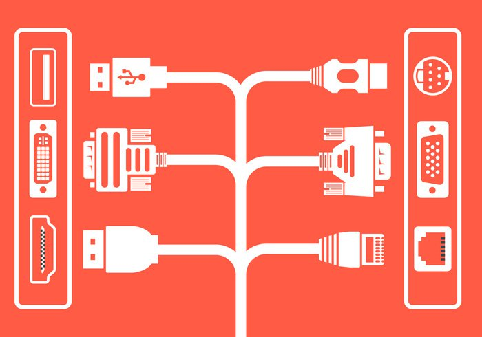 Vector Cable Plugs 265474 Welovesolo