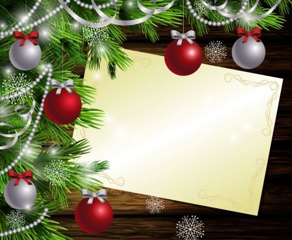 Merry christmas greeting card with wood background vector 16 merry christmas greeting card with wood background vector 16 welovesolo m4hsunfo