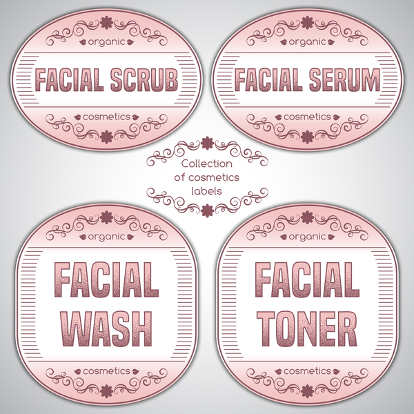 pink labels cosmetics