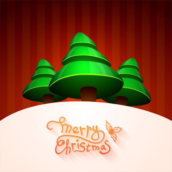 tree mushroom christmas