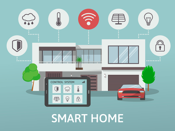 Building architecture sunshine welovesolo for Smart home architectures