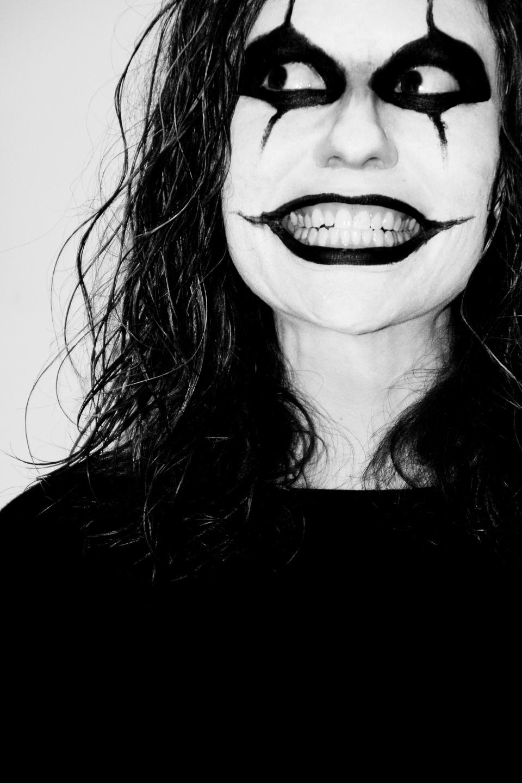 makeup face paint halloween - WeLoveSoLo