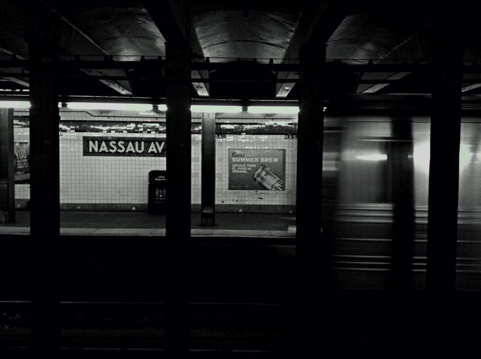 transport subway station signs