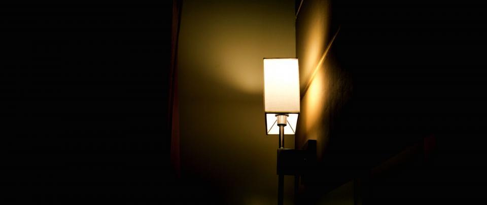 still lights light lamp dark