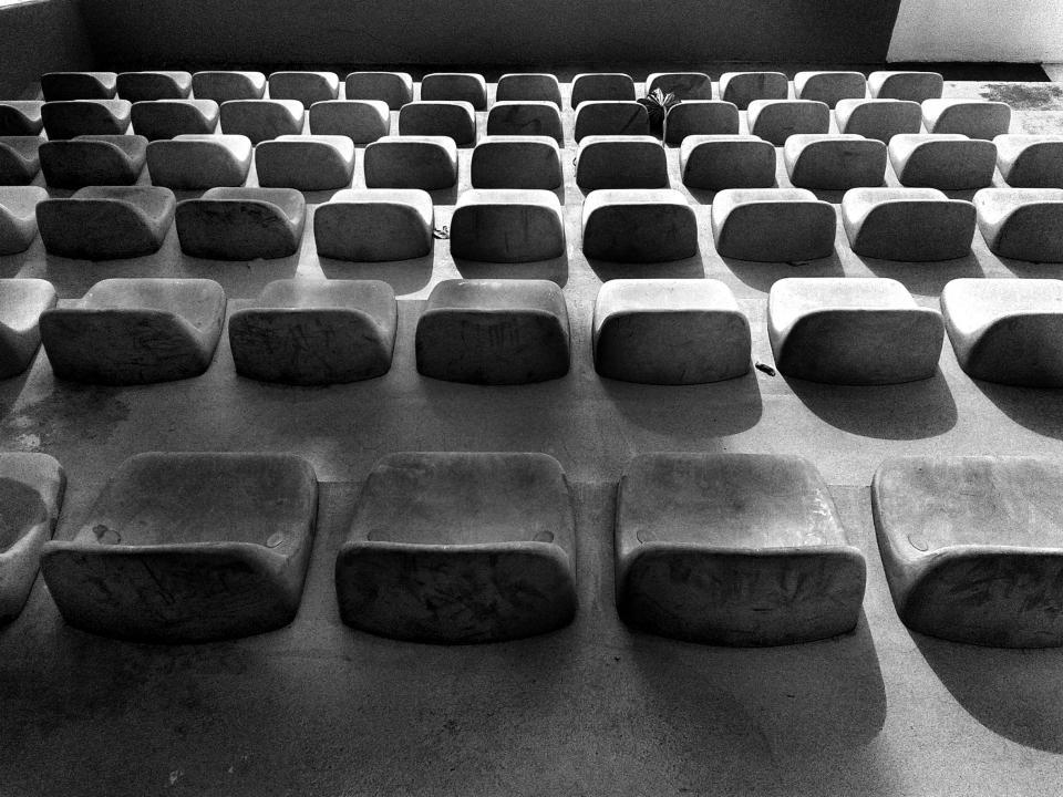 seats chair blackandwhite