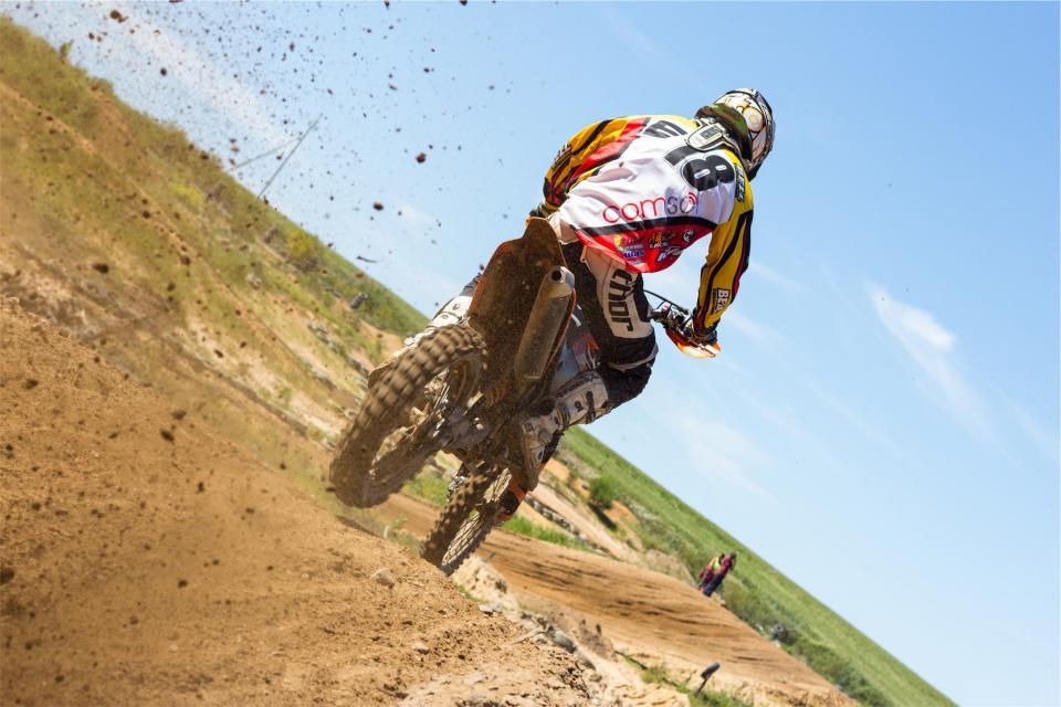Dirt Bike Racer Racing 34248