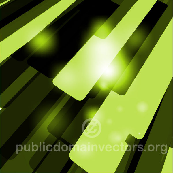 vector panels lights layers green glowing free background abstract