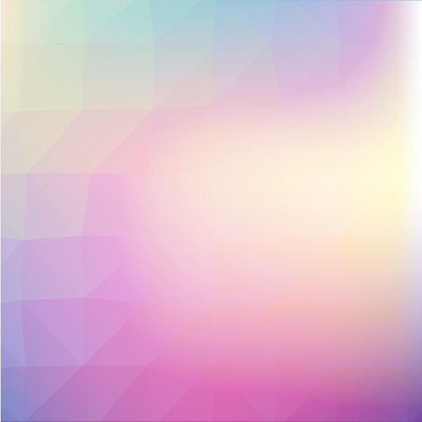vector subtle glow soft polygonal light free faded blurred background abstract