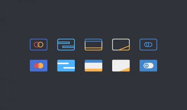 payment icons free flat set credit card icons card