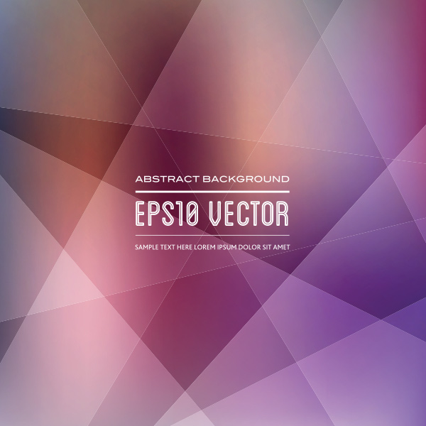 vector purple geometric free diagonal background angles abstract