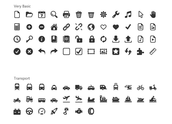 1000+ Windows 8 Metro Icons Pack 2 PNG - WeLoveSoLo