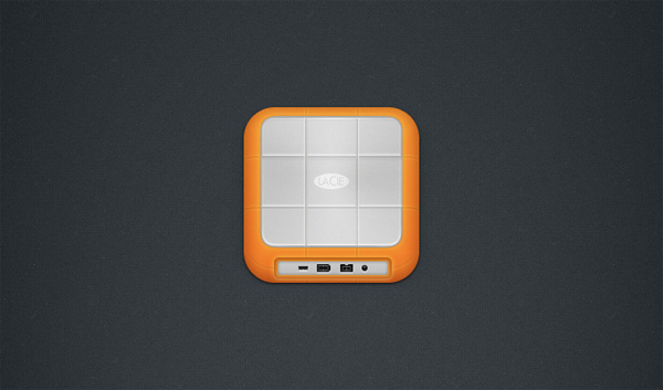 white web unique ui elements ui stylish rounded quality psd icon port original orange new modern iphone iOS hard drive icon iOS 7 ios interface inputs hi-res HD hard drive icon fresh free download free elements drive download detailed design creative clean app