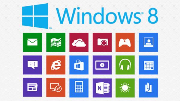 Colorful Windows 8 Icon Set Psd Psd File – Fondos de Pantalla