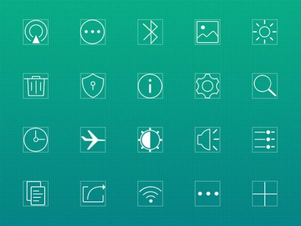 weather volume ui elements set search pics line icons ios7 icons icons free download free download clock set brightness